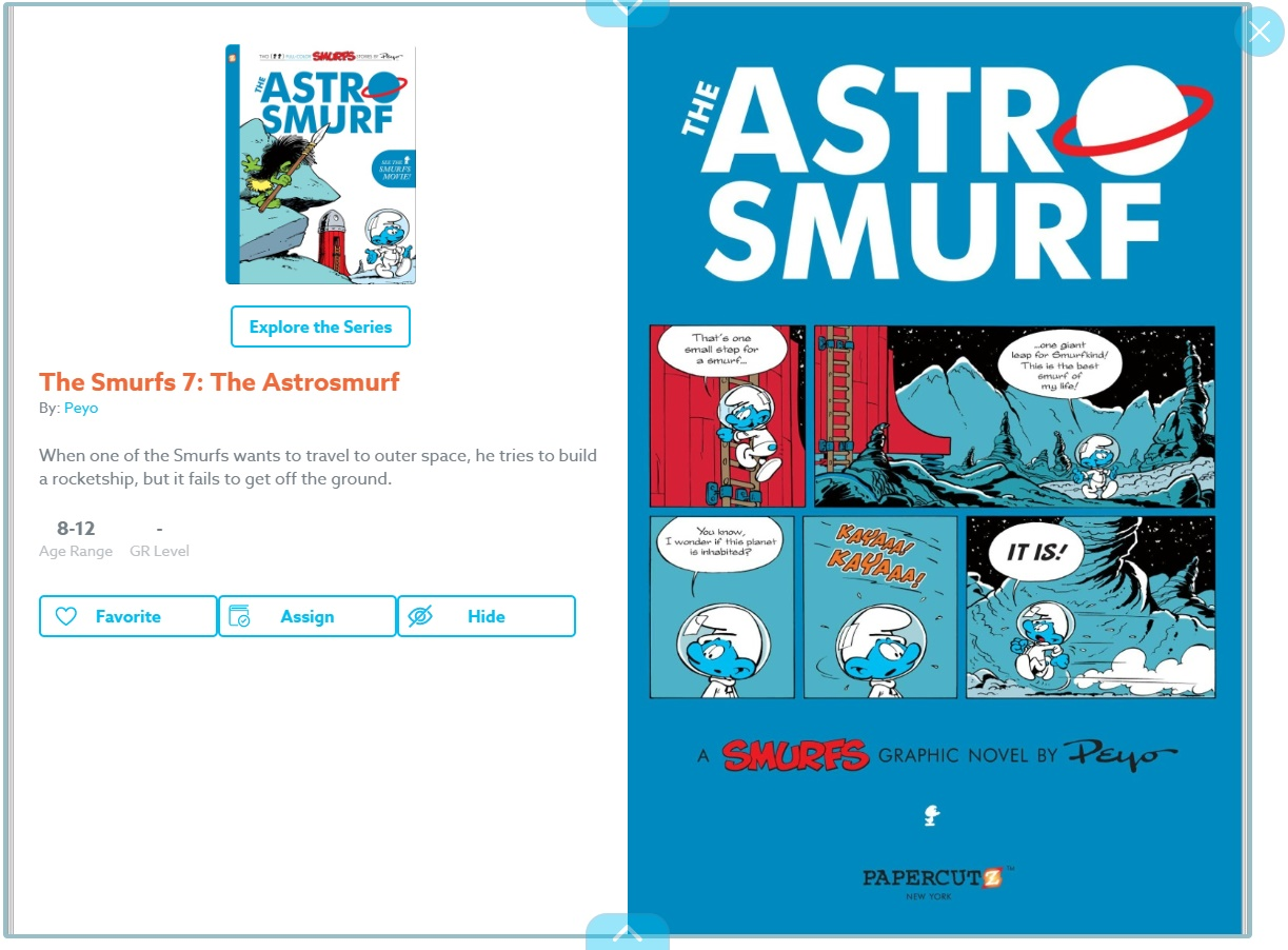 Astro Smurf