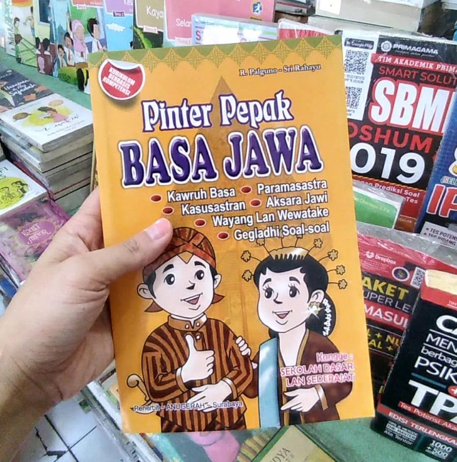 Buku Belajar Bahasa Jawa