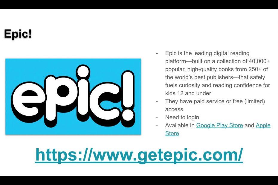Get EPIC!